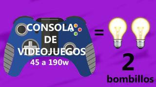 Consola Video Juego Bombillas